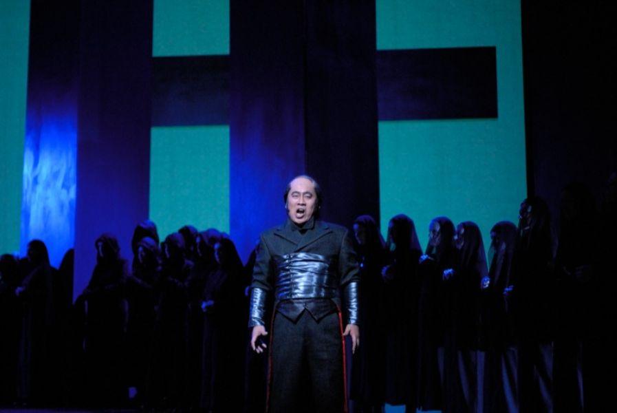 v.l.: Kwang-Keun Lee, Chor