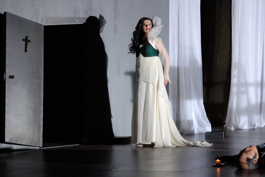v.l.: Marcela de Loa (a.G.), Kwang-Keun Lee
