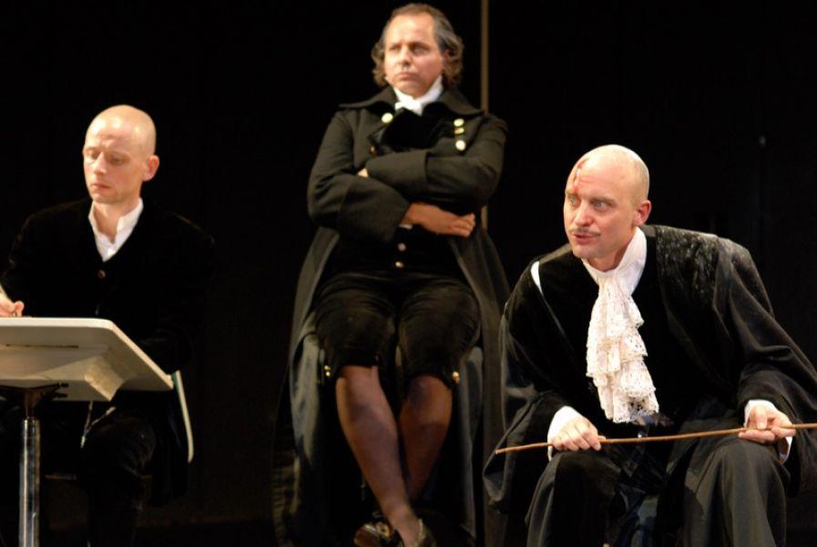 v.l.: Andreas Uhse, Gunther Nickles, Christian Taubenheim