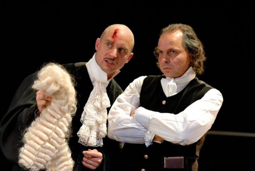 v.l.: Christian Taubenheim, Gunther Nickles
