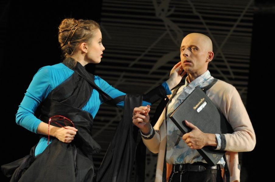 v.l.: Johanna Paschinger, Andreas Uhse